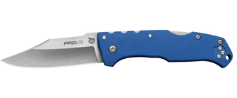 Нож Cold Steel Pro Lite Clip Point Blue 20NSCLU