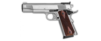 BRIXIA IMPERA 1911 .9X19(9mm Luger) CHROME