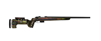 CZ 527 Varmint Barrel Action Night Green 223 REM